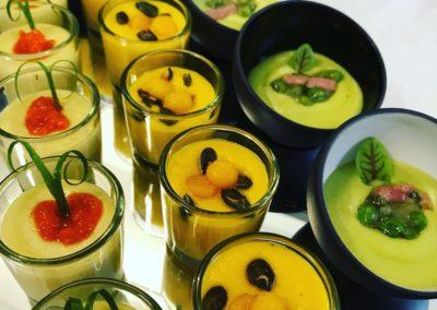 Soupe à la courge façon Thai