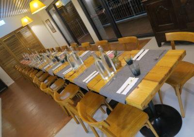 Business diner