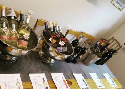 Soirée accords mets-vins